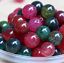 Wholesale-50Pcs-6mm-Natural-Gemstone-Round-Spacer-Loose-Beads-Jewelry-Making miniature 22