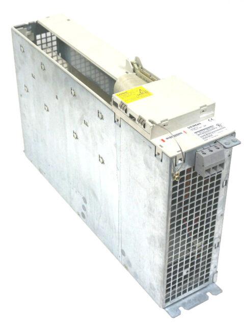 SIEMENS 6SN1123-1AA00-0DA1 SIMODRIVE POWER MODULE 6SN11231AA000DA1, REPAIRED