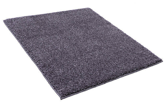 ASTRA samoa tapis uni 6870 001 018 violet 140x200cm NEUF