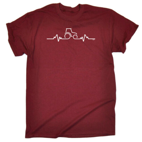 Funny Novelty T-Shirt Mens tee TShirt Tractor Pulse