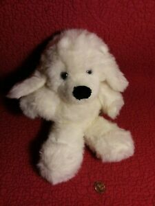 Jumbo Pokemon Plush, Vtg 10 Francesca Hoerlein 1984 White Puppy Dog Coco Le Mutt Plush Stuffed Ebay