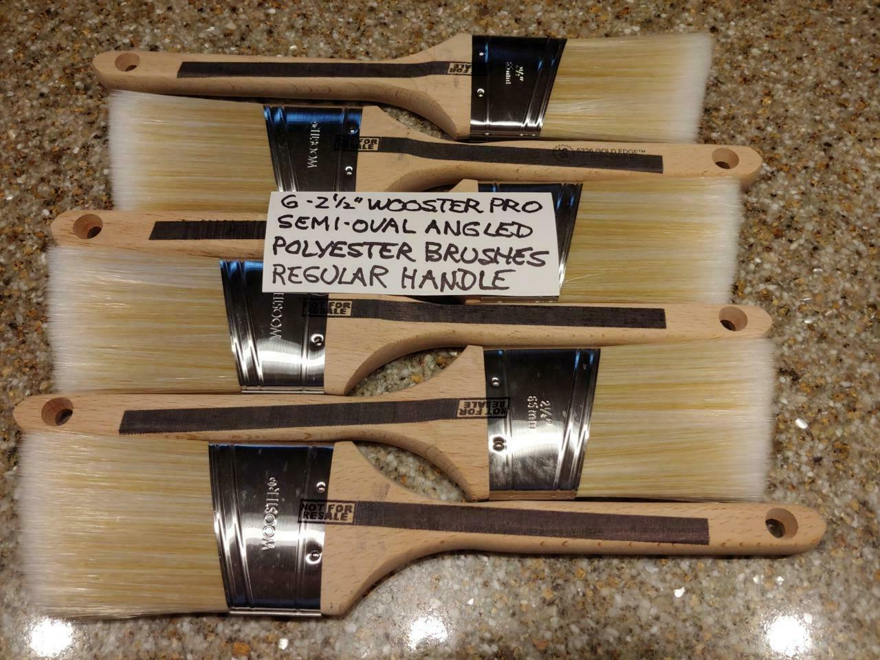 W Angle  Chinex  Paint Brush Wooster  Chinex FTP  2 1//2 in