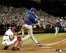 KERRY WOOD 8x10 ACTION PHOTO vs Atlanta w/Javy Lopez CHICAGO CUBS @ Turner Field