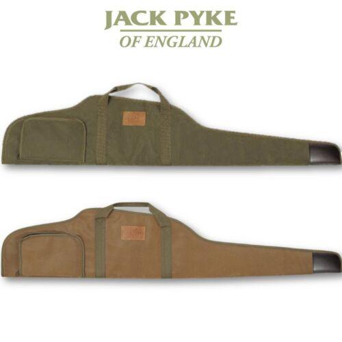 JACK PYKE FUSIL /& VUE SLIP DUOTEX 125 cm REMBOURRÉ GUN SAC étui Tir Chasse