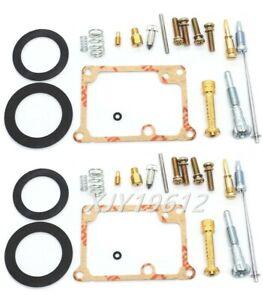 2Pcs-Carburetor-Rebuild-Kit-Repair-For-Yamaha-Banshee-350-YFZ350-1987-2006