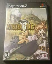 Atelier Iris Eternal Mana  US NTSC Sony Playstation 2 PS2