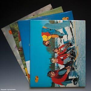 Konvolut-Reklame-Aufsteller-4-x-KODAK-70er-Jahre