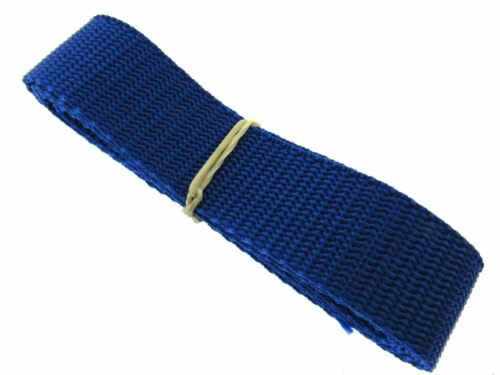 WEBBING POLYPROPYLENE for STRAPPING REINS DOG and HORSE LEADS /& HARNESSES