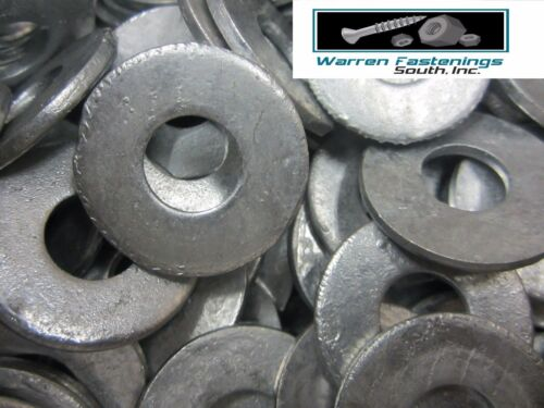 "3//4/"" USS FLAT WASHER HOT DIPPED GALVANIZED"