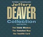 Jeffery Deaver Collection by Jeffery Deaver (CD-Audio, 2006)
