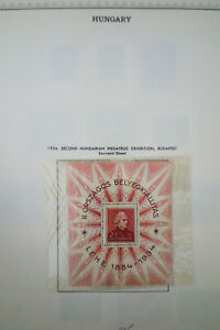Hungary-Loaded-Stamp-Collection