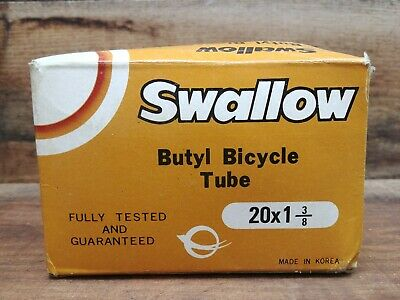 Vintage NOS Semperit Butyl 23 X 2  00//1.75  19 Bicycle Bike Tube Tubes Qty of 1