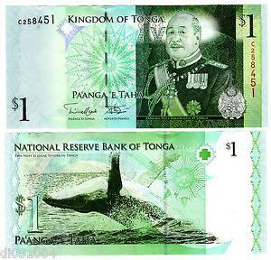 TONGA-Billet-1-PA-039-ANGA-ND-2014-P37-ROI-TUPOU-IV-BALEINE-NEW-NOUVEAU-NEUF-UNC