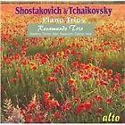Shostakovich & Tchaikovsky: Piano Trios (2007)