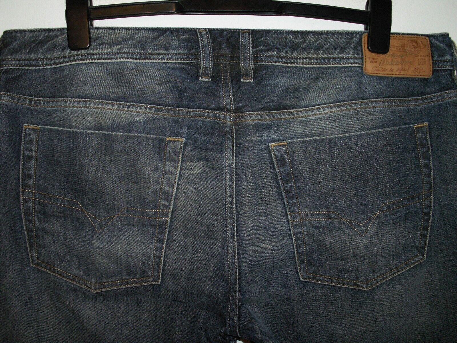 Diesel zatiny Stiefelcut jeans wash 0803M 0803M 0803M W38 L32 (a3512)  | Billiger als der Preis  | Überlegene Qualität  | Haltbarkeit  d46a41
