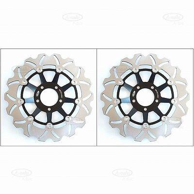 43_Brake Disc Rotors Arashi Front SUZUKI GSX-R1100 GSX-R750 SPR GSXR1100 GSXR750