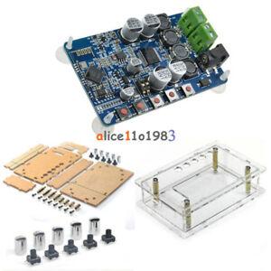 TDA7492P-2-X-50W-Bluetooth-4-0-Audio-Receiver-Verstarkermodul-Board-Case