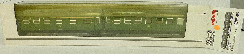 Märklin 00795-04 rinnovo carrello COPPIA DB 1. 2. 2. 1. KL epiv h0 1 87 Nuovo µ 03b136