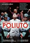 Donizetti Poliuto The Glyndebourne Chor DVD