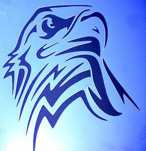 Details about high detail airbrush stencil eagle one FREE UK POSTAGE