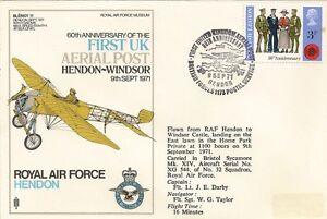 LETTRE AVIATION ROYAL AIR FORCE HENDON WINDSOR 1971 uSLc4hq3-09092541-501913410