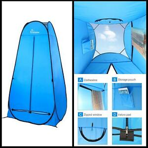 Outdoor Pop Up Tent Camping Shower Privacy Toilet Changing Bath Room US SHIP New