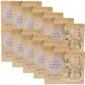 MISSHA [ SAMPLE ] MISA Geum Sul Vitalizing Eye Cream 0.7mL * 10 ...
