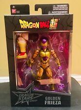 Dragon Ball Super Stars Golden Frieza Action Figure. Mint. A+Seller