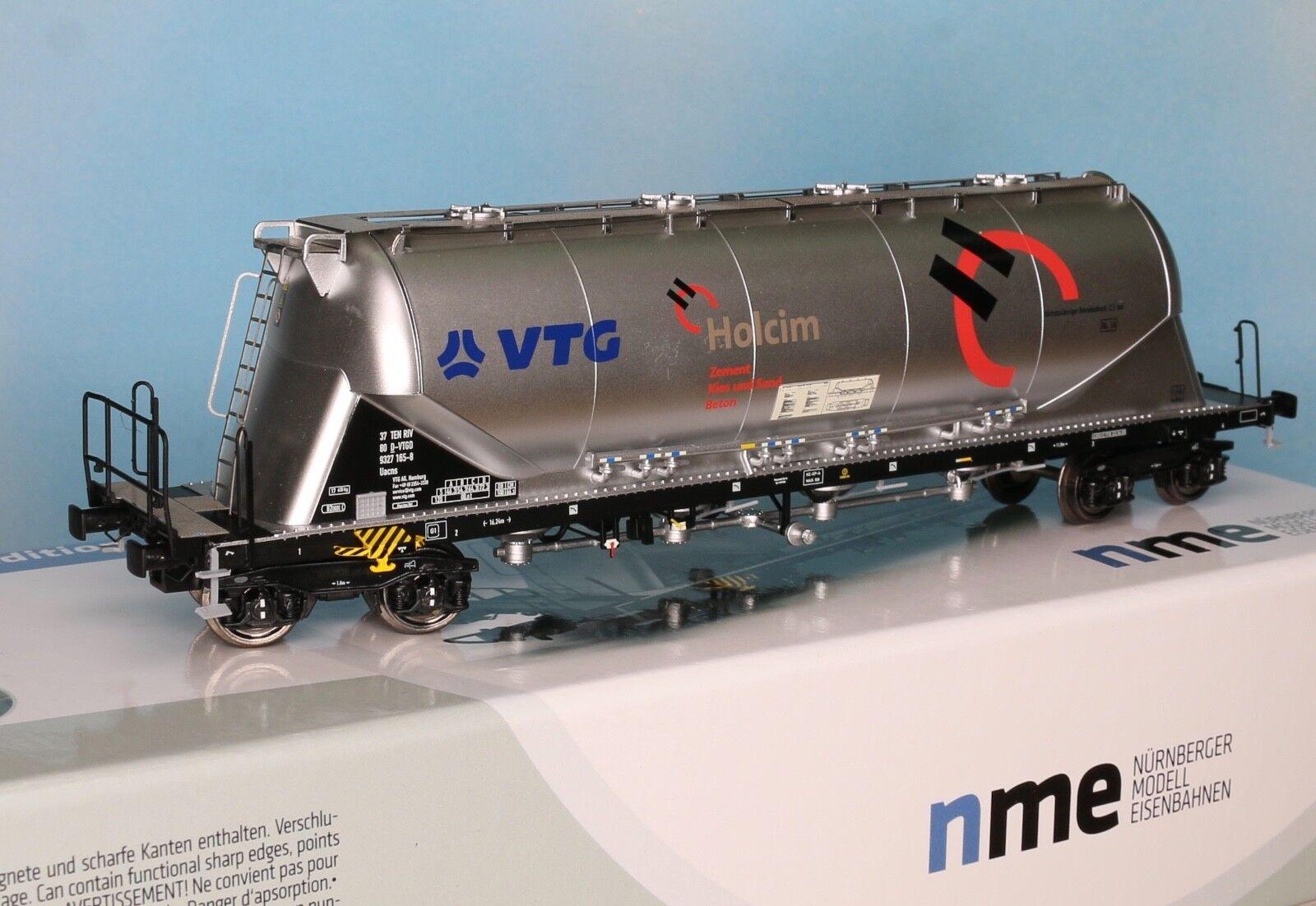 NME 503603, Spur H0, Staub-Silowagen Typ Uacns  82 m³ VTG  Holcim, Ep. 6  | Neuer Eintrag