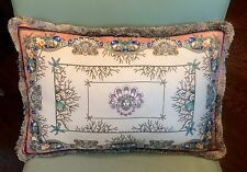 Versace Les Étoiles de la Mer Long Cushion