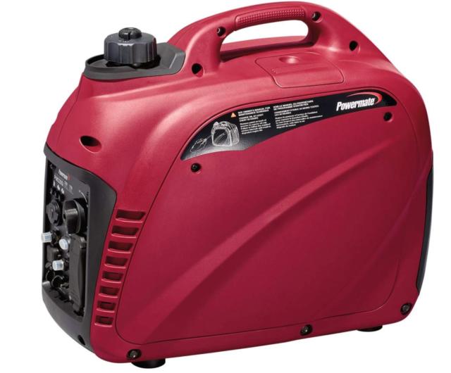 Inverter Portable Generator Powermate PM2200i 2,000 Watt  50 ST CSA CARB NEW