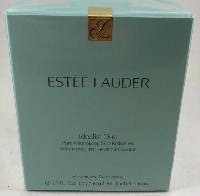 Estee Lauder Idealist Pore Minimizing Skin Refinisher 50ml X 2