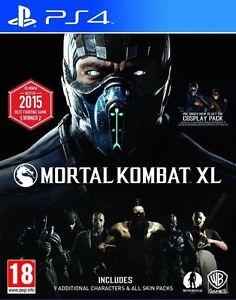 Mortal-Kombat-XL-PS4-ESPANOL-NUEVO-PRECINTADO-CASTELLLANO