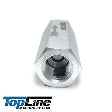12 Npt Port Hydraulic In Line Check Valve 13 Gpm 5000 Psi Tl317