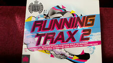 MINISTRY OF SOUND-RUNNING TRAX 2-CALVIN HARRIS/TENSNAKE/DEADMAU5/DJ FRESH 3CDS