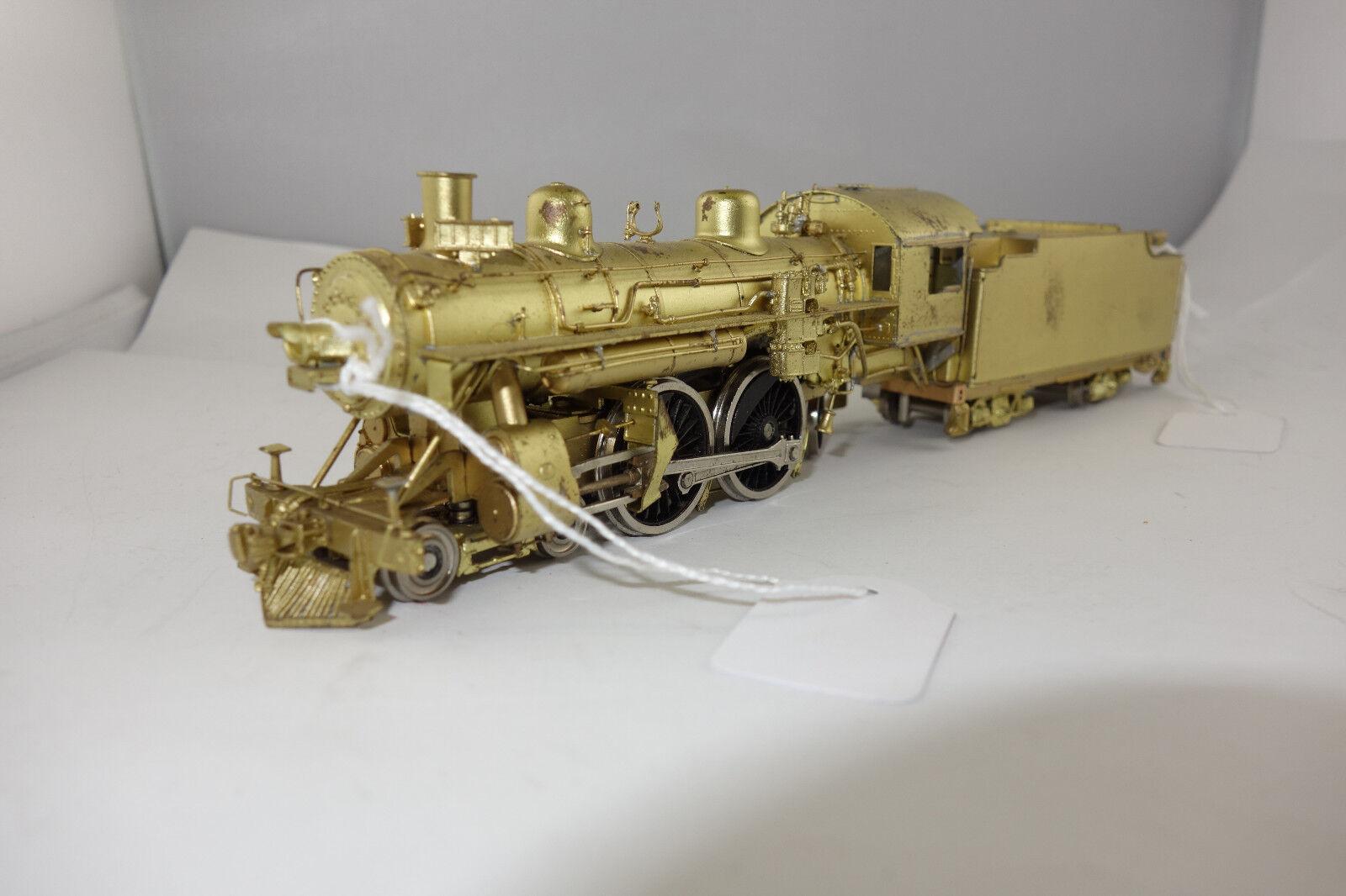 H0 estados unidos sp 4-4-2 máquina de vapor sin pintar, Westside-w-0126