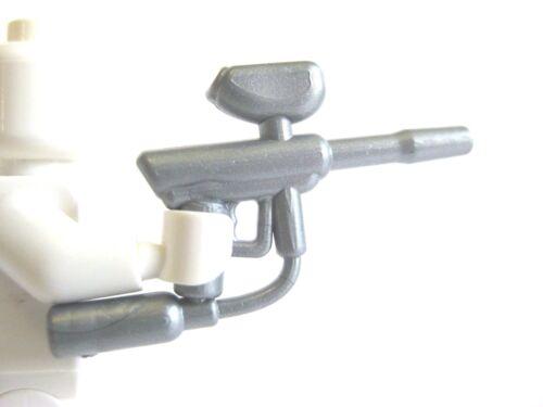NEW Minifig Accessory Brickarms PAINTBALL MARKER Gun for Custom Minifigures