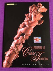 FOLDER-2010-LAVORAZIONE-DEL-CORALLO-DI-TORRE-DEL-GRECO-VALORE-FACCIALE-15-00