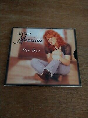 Bye Bye [Single] by Jo Dee Messina (CD, Feb-1998, Curb ...