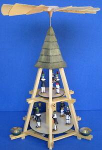 Goepelpyramide-51cm-2-Stock-Werner-Seiffen-Goepel-Pyramide-Erzgebirge-Goebel-Neu
