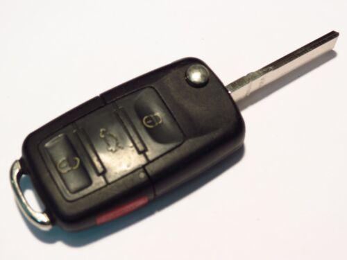 VW GENUINE CC GTI EOS FACTORY KEY BLADE REMOTE HLO 1K0 959 753 P OEM CHIP FOB