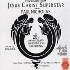 Original Broadway Ca - Jesus Christ Superstar [New CD] UK - Imp