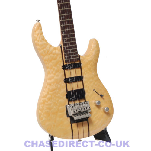 SHINE SIT-700NA Electric Guitar Floyd Rose Tremolo Select EMG Pickups RRP £549