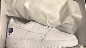 Nike Air Force 1 One Low 07 ROC-A-FELLA White ROCAFELLA AO1070-101 ... cfcfec7ee