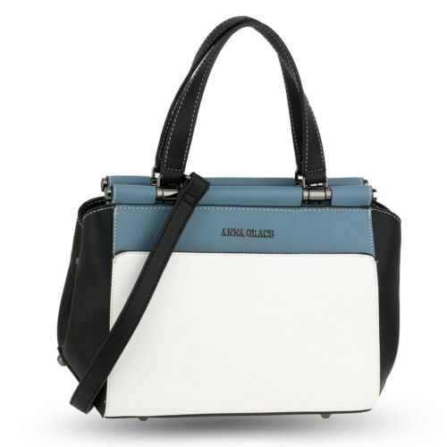Medium Handbags For Women Designer Faux Leather Ladies Bags Celebrity Style