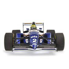 Ayrton Senna 1994 WILLIAMS Renault FW16 f1 car model 1:18 Minichamps NEW