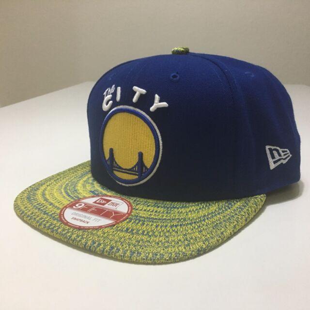 sale retailer 19126 ec2c0 Golden State Warriors New Era 9FIFTY Snapback Hat Original Fit Hardwood  Classics