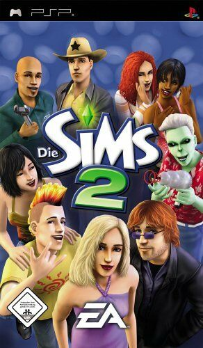 Die Sims 2 (PSP) Sony PlayStation Portable