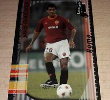 CARD CALCIATORI PANINI 2003 ROMA GUARDIOLA CALCIO FOOTBALL SOCCER ALBUM