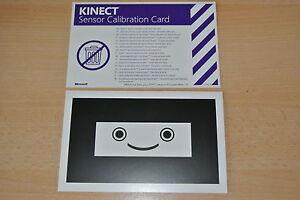 carte de calibrage kinect